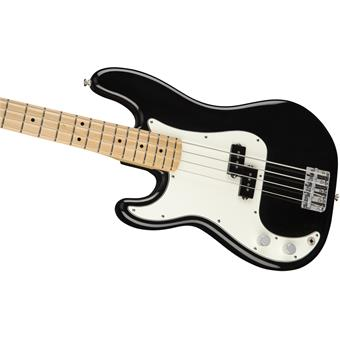Fender Player Precision Bass Left Handed MN Black basse gaucher