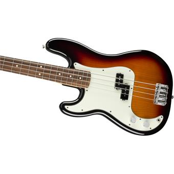 Fender Player Precision Bass Left Handed PF 3 Tone Sunburst basse gaucher
