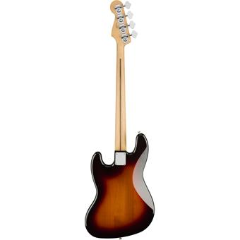 Fender Player Jazz Bass MN 3 Tone Sunburst 4-snarige basgitaar