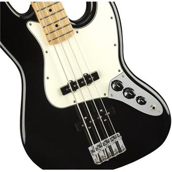 Fender Player Jazz Bass MN Black guitare basse 4 cordes