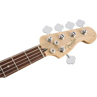 Fender Player Jazz Bass V PF 3 Tone Sunburst 5/6-snarige basgitaar
