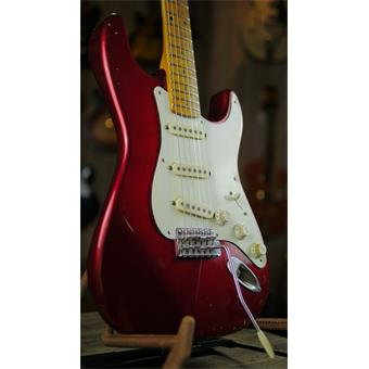 Haar Guitars Trad S Candy Apple Red electric guitars