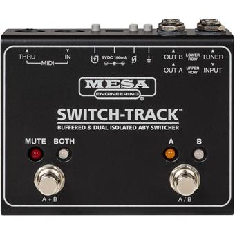 Mesa Boogie Switch-Track routing/switching pedal