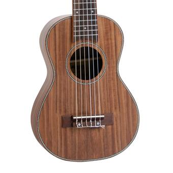 Morgan Guitars CG10 DLX Guitarlele Natural KOA ukelele
