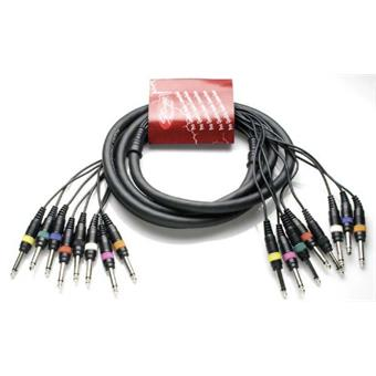 Stagg ML-03/8PM8PM snake/multicore cable