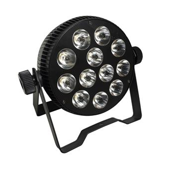 Power Lighting Par Slim 12X10W Quad flood/par light