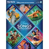 Hal Leonard Disney Songs for Male Singers