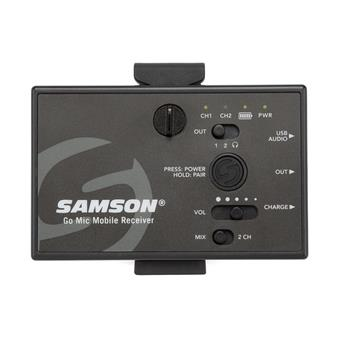 Samson Go Mic Mobile Wireless Lavalier System (LM8) USB studio/broadcast microphone