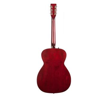 Art & Lutherie Legacy Tennesse Red parlour/folk guitar