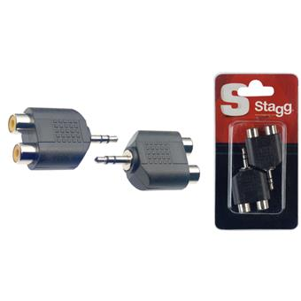 Stagg AC-2CFJMSH adapter plug