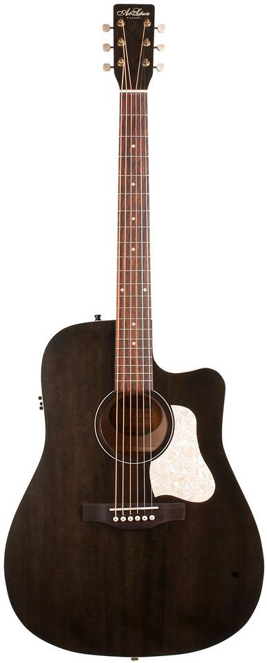 Image of Art & Lutherie Americana CW Faded Black 0623501042463