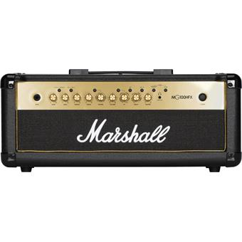 Marshall MG100HFX Gold solidstate gitaarversterker