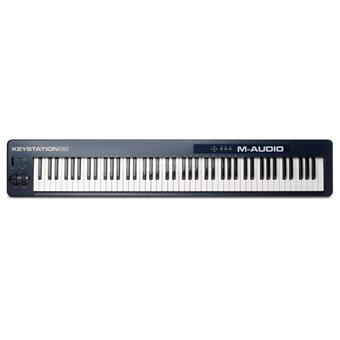 M-Audio Keystation 88 MKII keyboardcontroller