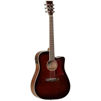 Tanglewood WINTERLEAF EWB dreadnought guitare electro-acoustique