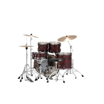 Tama Imperialstar IP52KH6N Burgundy Walnut starter drum kit