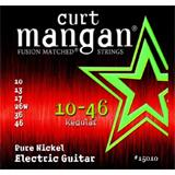Curt Mangan Electric Pure Nickel 10-46