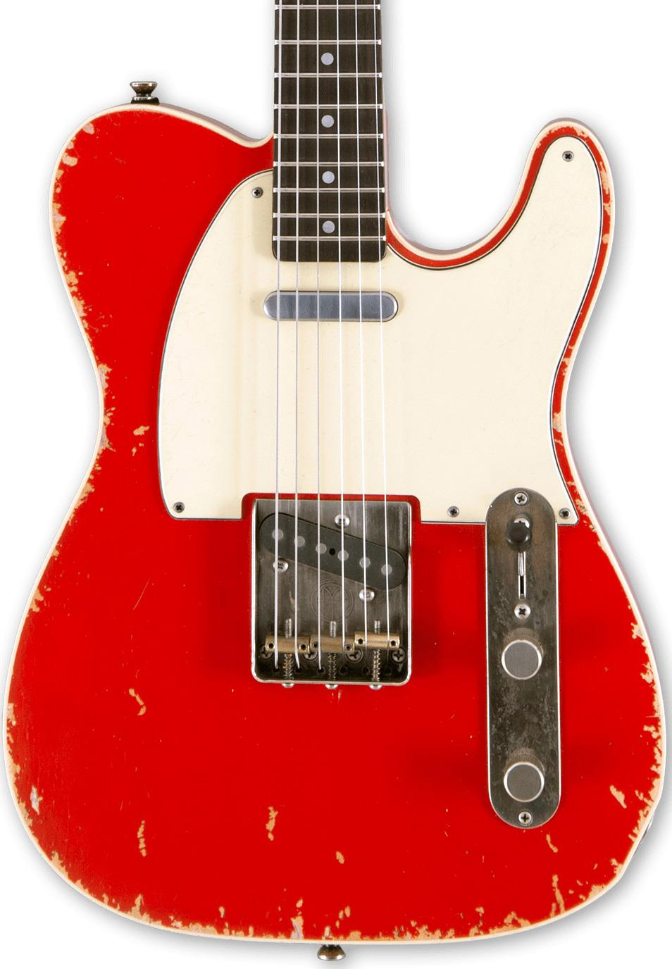 maybach teleman t61 red rooster aged custom shop | keymusic