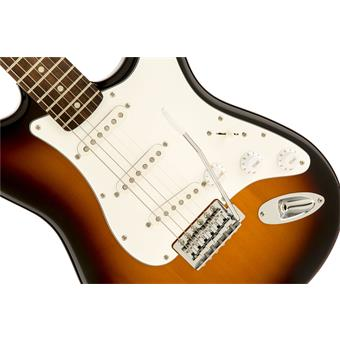 Squier Affinity Series Stratocaster IL Brown Sunburst electric guitars