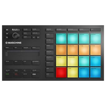 Native Instruments Maschine Mikro MK3 padcontroller