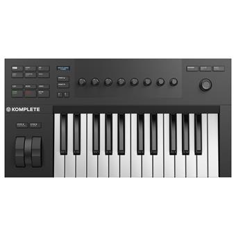 Native Instruments Komplete Kontrol A25 keyboardcontroller