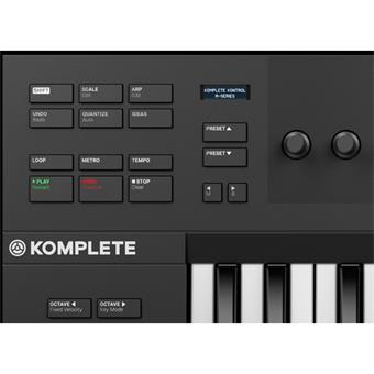 Native Instruments Komplete Kontrol A49 keyboardcontroller