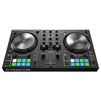 Native Instruments Traktor Kontrol S2 MK3 DJ controller for Traktor