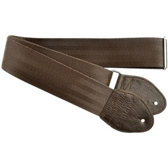 Souldier Seatbelt Brown guitar strap