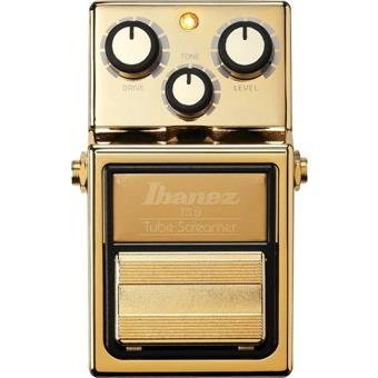 Ibanez TS9 Limited Edition Gold overdrive pedaal