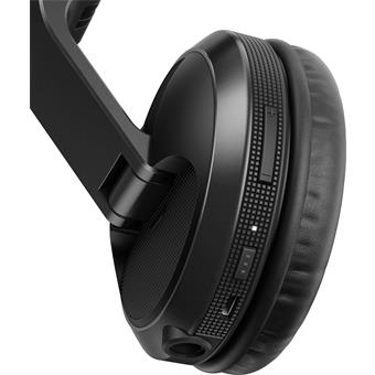 Pioneer HDJ-X5BT Black DJ headphones