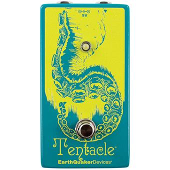 Earthquaker Devices Tentacle v2 pitch shifter/octaver/harmonizer pedaal