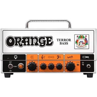 Orange Terror Bass tube guitar head