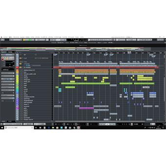 Steinberg Cubase Pro 10 sequencing software/virtual studio