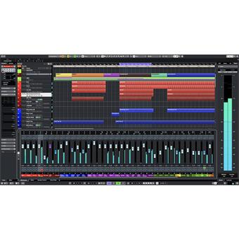 Steinberg Elements 10 sequencing software/virtuele studio