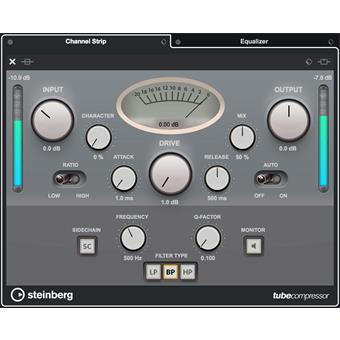 Steinberg Elements 10 sequencing software/virtual studio