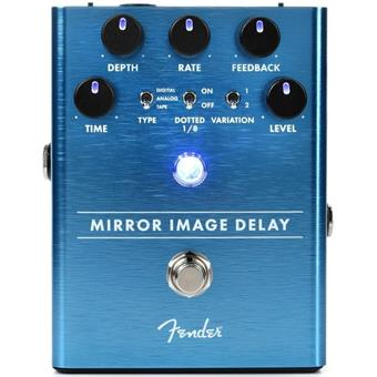 Fender Mirror Image Delay delay/echo/looper pedaal