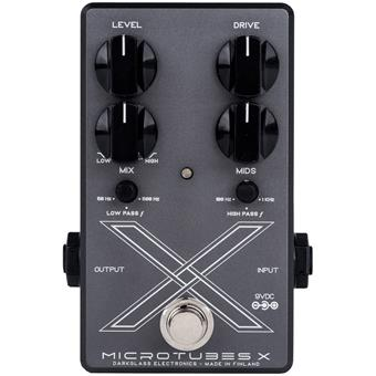 Darkglass Electronics Microtubes X bas distortion/fuzz/overdrive pedaal