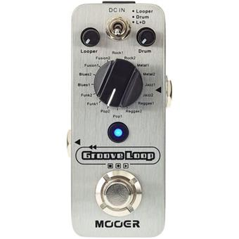 Mooer Groove Loop delay/echo/looper pedaal