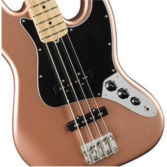 Fender American Performer Jazz Bass Penny 4 string bass guitar