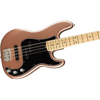 Fender American Performer Precision Bass Penny 4 string bass guitar