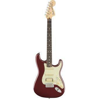 Fender American Performer Stratocaster HSS Aubergine electric guitar