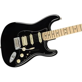 Fender American Performer Stratocaster HSS Black electric guitar