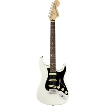 Fender American Performer Stratocaster Arctic White electric guitars