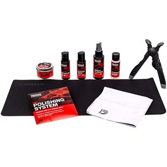 D'Addario Instrument Care Kit guitar cleaning/maintenance