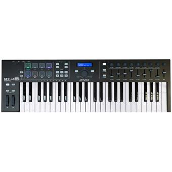 Arturia Keylab 49 Essential Black keyboardcontroller