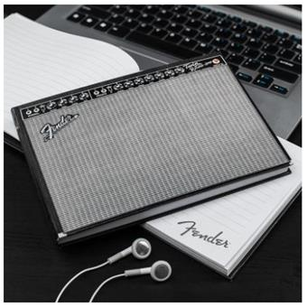 Hal Leonard Paladone Fender Amp Notebook accessory for books and media