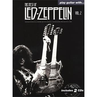Hal Leonard Play Guitar With The Best Of Led Zeppelin Volume 2 guitar/bass song book