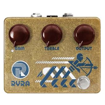 RYRA The Klone Gold overdrive pedal