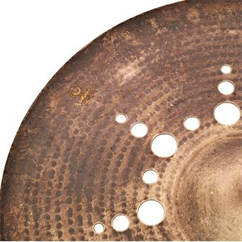 "Istanbul 21"" Xist ION Dark Ride ride cymbal"