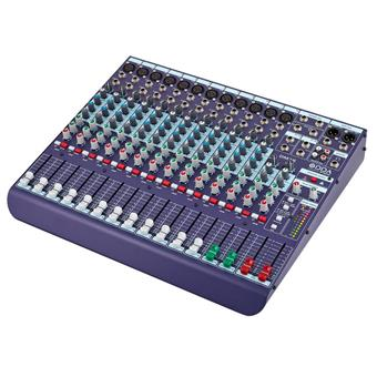 Midas DM16 analog mixer