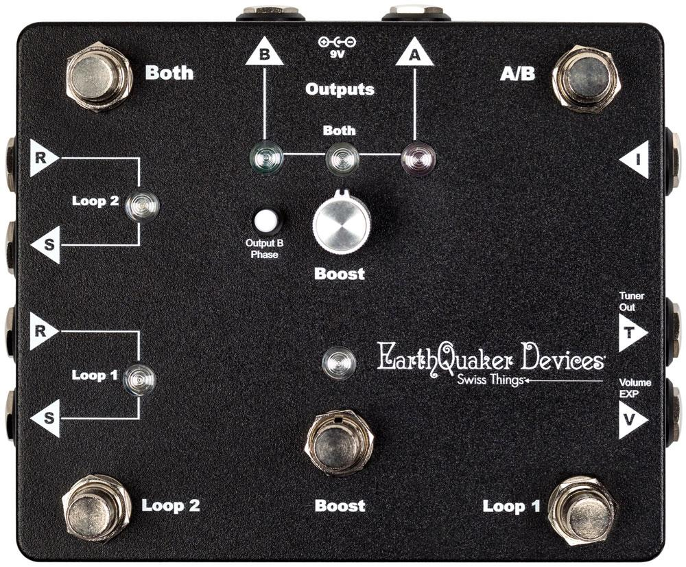 Image of Earthquaker Devices Swiss Things 0855755007831